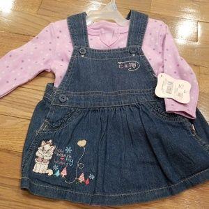 Brand new infant dress